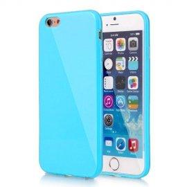 Funda IPhone 6 Gel Premium Azul Opaca
