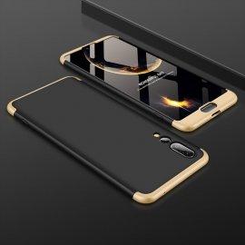 Funda 360 Huawei P20 Pro Negra y Oro