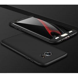 Funda 360 Samsung Galaxy S7 Edge Negra