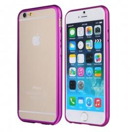 Bumper iphone 6 Aluminio Rosa