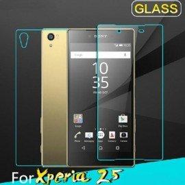 Doble Protector Cristal Templado Premium Xperia Z3 DELANTE y DETRAS