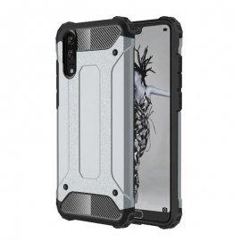 Funda Huawei P20 Shock Resistante Gris