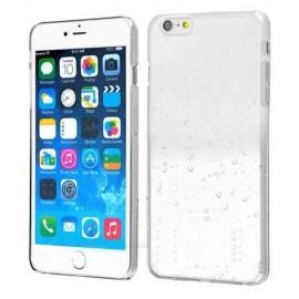 Funda Iphone 6 Lluvia Transparente