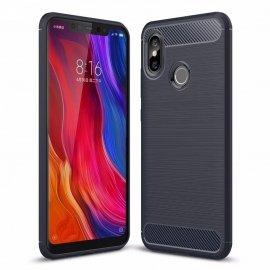 Funda Xiaomi MI 8 Tpu 3D Azul