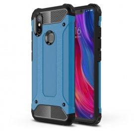 Funda Xiaomi MI 8 Shock Resistante Azul