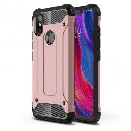 Funda Xiaomi MI 8 Shock Resistante Rosa