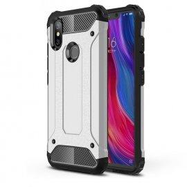 Funda Xiaomi MI 8 Shock Resistante Gris