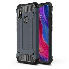 Funda Xiaomi MI 8 Shock Resistante Navy