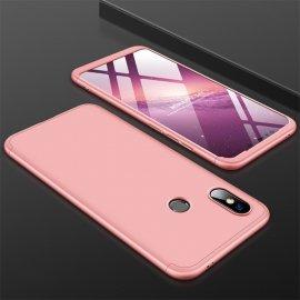 Funda 360 Xiaomi Mi 8 Rosa