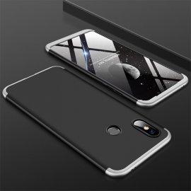 Funda 360 Xiaomi Mi 8 Gris y Negra