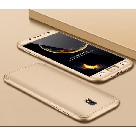 Funda 360 Samsung Galaxy J7 2017 Dorada