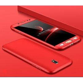 Funda 360 Samsung Galaxy J7 2017 Roja