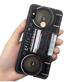 Funda Xiaomi MI 8 Gel Dibujo Radio K7