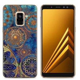 Funda Samsung Galaxy A6 2018 Gel Dibujo Estrellas