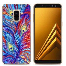 Funda Samsung Galaxy A6 2018 Gel Dibujo Vivido