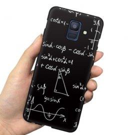 Funda Samsung Galaxy A6 2018 Gel Dibujo Formulas