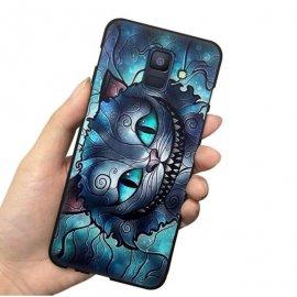 Funda Samsung Galaxy A6 2018 Gel Dibujo Gatox