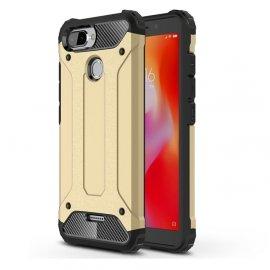 Funda Xiaomi Redmi 6 Shock Resistante Dorada