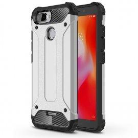 Funda Xiaomi Redmi 6 Shock Resistante Gris