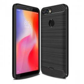Funda Xiaomi Redmi 6 Tpu 3D Negra