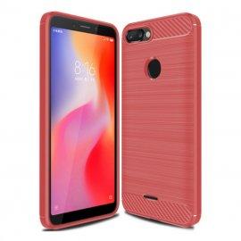 Funda Xiaomi Redmi 6 Tpu 3D Roja