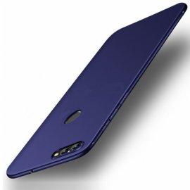 Funda Gel Xiaomi Redmi 6 Flexible y lavable Mate Azul