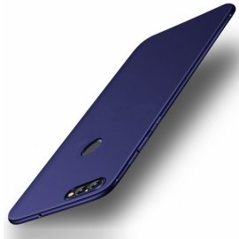 Funda Gel Xiaomi Redmi 6 Flexible y lavable Mate Azul