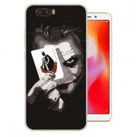 Funda Xiaomi Redmi 6 Gel Dibujo Joker