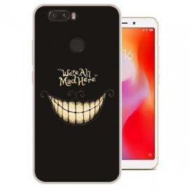 Funda Xiaomi Redmi 6 Gel Dibujo Sonrisa