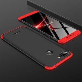 Funda 360 Xiaomi Redmi 6 Roja Negra