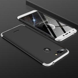 Funda 360 Xiaomi Redmi 6 Gris y Negra