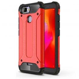 Funda Xiaomi Redmi 6 Shock Resistante Roja