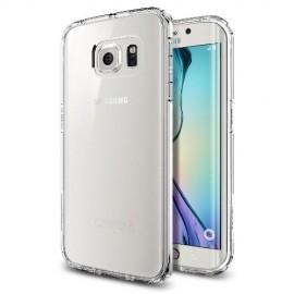 Carcasa Galaxy S6 Edge Cristal transparente
