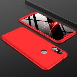 Funda 360 Xiaomi Mi A2 Lite Roja