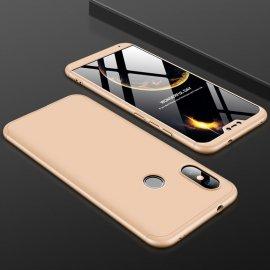 Funda 360 Xiaomi Mi A2 Lite Dorada