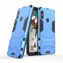 Funda Xiaomi Mi A2 Lite Shock Resistante Azul