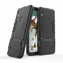 Funda Xiaomi Mi A2 Lite Shock Resistante Negra