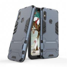 Funda Xiaomi Mi A2 Lite Shock Resistante Gris Oscuro