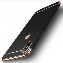 Funda Xiaomi Mi A2 Lite Cromadas Negra