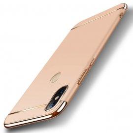 Funda Xiaomi Mi A2 Lite Cromadas Dorada