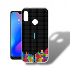 Funda Xiaomi Mi A2 Lite Gel Dibujo Video Juego