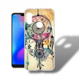 Funda Xiaomi Mi A2 Lite Gel Dibujo Sueños