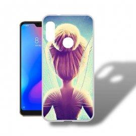 Funda Xiaomi Mi A2 Lite Gel Dibujo Ada