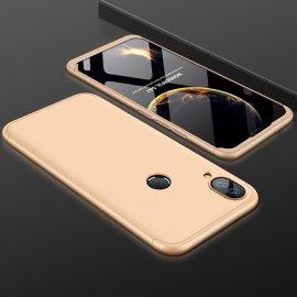 Funda 360 Huawei P Smart Plus Dorada