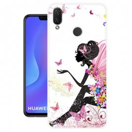 Funda Huawei P Smart Plus Gel Dibujo Ada