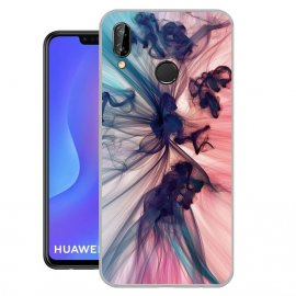 Funda Huawei P Smart Plus Gel Dibujo Humo