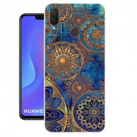 Funda Huawei P Smart Plus Gel Dibujo Tribal