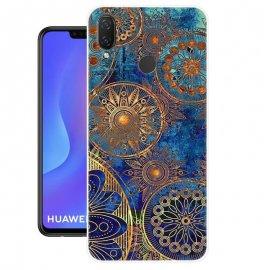 Funda Huawei P Smart Plus Gel Dibujo Tribal