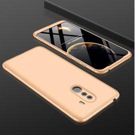 Funda 360 Xiaomi Pocophone F1 Dorada