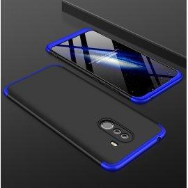 Funda 360 Xiaomi Pocophone F1 Azul y Negra